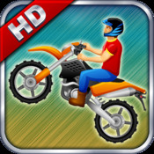 Bike Race Manic-HD Free endless bike madness game