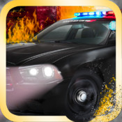Night Police Chase - Smash Crash and Burn Free burn simpsons movie for free