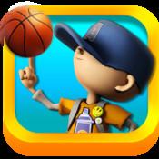 Action Cartoon Street Basketball - Real Basketball Games for Kids Free free basketball screensaver
