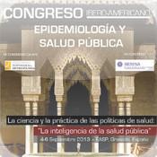 Congreso Ibero-Americano Epidemiología y Salud Pública