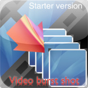 Video burst mobile starter