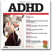 ADHD in practice adhd checklist