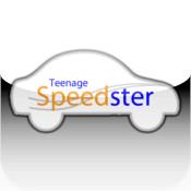 Teenage Speedster teenage room theme