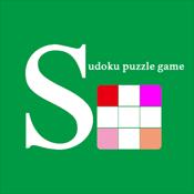 Sudoku puzzle game-