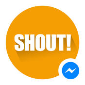Shout for Messenger messenger