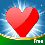 Hearts Golden HD Lite