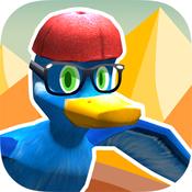 Odd Birds Flight 3D PRO bubble birds