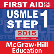 First Aid for the USMLE Step 1, 2015
