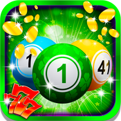 Bingo Slots Casino - win big prizes and bonuses with the best numbers game