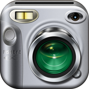 InstaFisheye Free - Fisheye Lens for Instagram