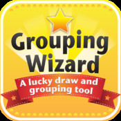 Grouping Wizard - a lucky draw and grouping tool