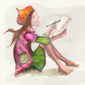 Children of the Elements bookshelf of beautiful artistic educative interactive stories and tales for children children