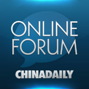China Daily Forum for iPhone