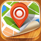 Maps for Google Maps with Offline Viewing, Directions, Street View, Places, Search, GPS Services, Ruler