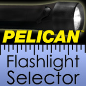 Pelican Flashlight Selector