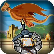 Shoot The Epic Dragons - Kill The Bird Warriors with Arrow Fighting Knights PRO
