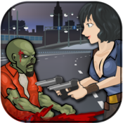 Shoot And Fire The Zombies - Walk The Dead Route Highway Pro