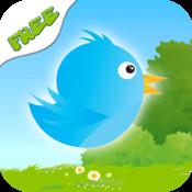 Tappy Flap Free - Bird vs Bugs. Flying bird game
