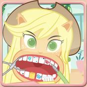 Pony Dentist Mania Equestria Girls Edition: The High School Friendship Pony Girls