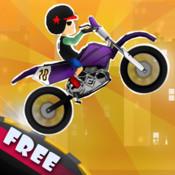 Top Motor Bike Run From Police - Free City Race Track! bike race free by top free