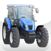 Tractors & Diggers - Picture Book