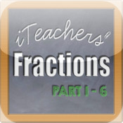 Fractions - Part 1 - 6, Maths Primary/Elementary School to High School chase law school