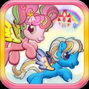 My Princess Unicorn Tale: Pretty Pony vs. Fairy Free