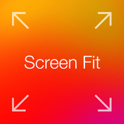 Wallpaper Fit - Custom Background Wallpaper and Lock Screen from Your Photo Picture and Image for iOS 7 flash wallpaper