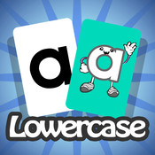 Meet the Letters Flashcards – Lowercase