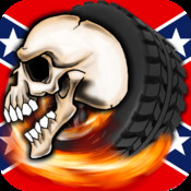 Monster Truck Real High Destruction Racing of the Chrome Masters