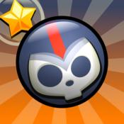 Rolling Skull world