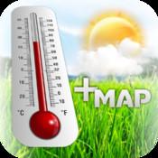 Temperature+Map