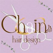 Chain hair design