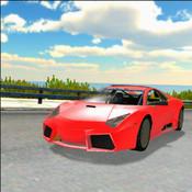 Car Racing Highland