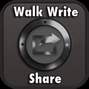Walk, Write and Share