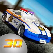 City Police Chase 3D Full