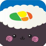 AA Yummy Sushi Blast Free - Swipe and Match the Sushi to win the puzzle games sushi menu book