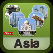 Asia Vacation - Offline Map City Travel Guides - All in One