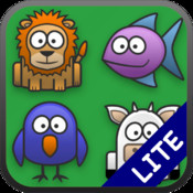 Animals Matching Game Lite