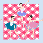 Beautiful Ballerina Game-s For Little Children & Smart Girl-s Learn-ing Puzzle and Sort-ing children
