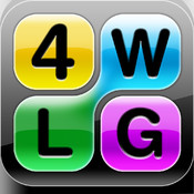 Four Word Link Game: Genius Edition HD genius game