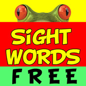 A Sight Words Read and Spell app with checkmark and review - FREE free spell words