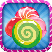Candy Sweet World-The best free matching candies gummy game for kids and girls