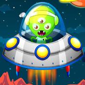 Alien Abduction Rampage - Epic Spaceship Flight Journey - GRAND Version