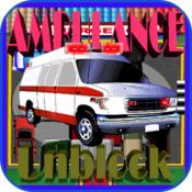 Ambulance Unblock - Sequential-thinking & impulsive brains game brains