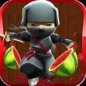 Fruit Clash Ninja - Pixel and Craft - Doodle and Blocky Edition fruit ninja lite