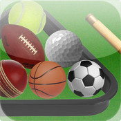 Sport on a Pool Table for iPad
