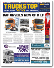 Truckstop News – The Free National Paper for Truckers