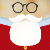Santa Claus Photo Booth - Christmas Photo Editor to Santafy Yourself & Create Simple Meme Free