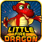 Little Fire Dragon - Free ( Simple Addictive Fun Game )